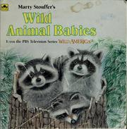 Cover of: Wild Animal Babies by Golden Books, Rita Walsh