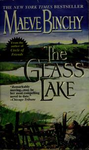 Cover of: The glass lake by Maeve Binchy