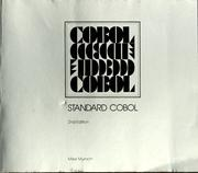 Cover of: Standard COBOL by Mike Murach