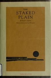 Cover of: The staked plain by Frank X. Tolbert