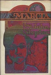 Cover of: Marcia by John Steptoe