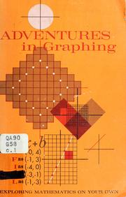 Cover of: Adventures in graphing | William H. Glenn
