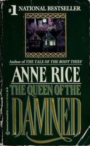 Cover of: Vampire chronicles by Anne Rice