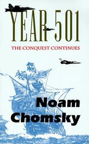 Cover of: Year 501 by Noam Chomsky