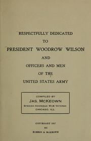 Cover of: My military record | [McKeown, James],