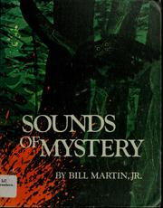 Cover of: Sounds of mystery by Martin, Bill