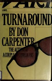 Cover of: Turnaround by Don Carpenter