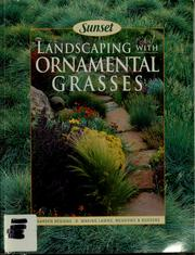 Cover of: Landscaping with ornamental grasses by Fiona Gilsenan