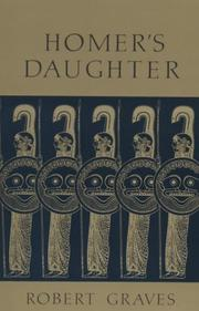 Cover of: Homer's daughter | Robert Graves