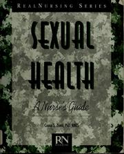 Cover of: Sexual health | Carole Israeloff Zawid
