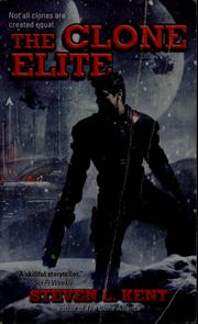 Cover of: The clone elite |
