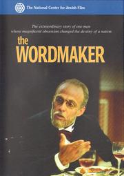 Cover of: The Wordmaker | Eli Cohen