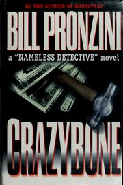 Cover of: Crazybone by Bill Pronzini