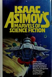 Cover of: Isaac Asimov's adventures of science fiction by