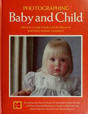 Cover of: Photographing baby and child by