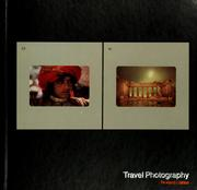 Cover of: Travel photography | Time-Life Books
