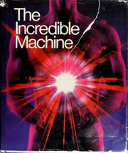 Cover of: The Incredible machine |