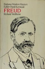 Cover of: Freud (Fontana Modern Masters) | Wollheim, Richard