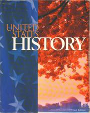 Cover of: United States history for Christian schools | Timothy Keesee, Mark Sidwell