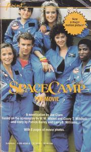 Cover of: SpaceCamp by Joe Claro