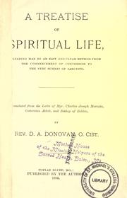 Cover of: Cursus vitae spiritualis by Giovanni Bona