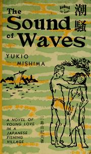 Cover of: The sound of waves by Yukio Mishima