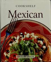 Cover of: Cookshelf Mexican by