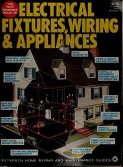 Cover of: Electrical fixtures, wiring & appliances |