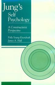 Cover of: Jung's self psychology | Polly Young-Eisendrath