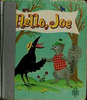 Hello, Joe