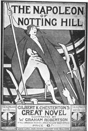 Cover of: The Napoleon of Notting Hill | G. K. Chesterton