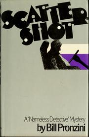 Cover of: Scattershot by Bill Pronzini