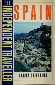 Cover of: Spain by Harry Debelius