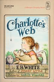 Cover of: Charlotte's Web by E. B. White