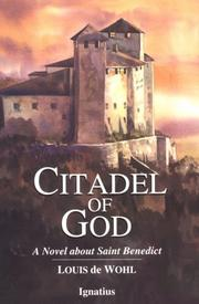 Cover of: Citadel of God by De Wohl, Louis