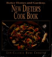 Cover of: New dieter's cook book |