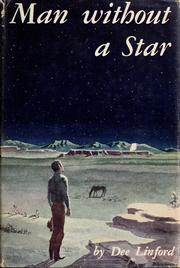 Cover of: Man without a star | Dee Linford