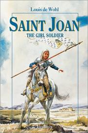 Cover of: Saint Joan | De Wohl, Louis
