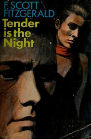 Cover of: Tender is the Night | F. Scott Fitzgerald