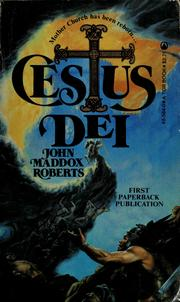 Cover of: Cestus Dei by John Maddox Roberts
