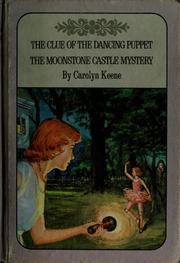 Cover of: The clue of the dancing puppet | Carolyn Keene