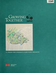 Cover of: Growing together by Canada