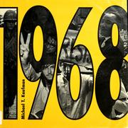 Cover of: 1968 by Michael T. Kaufman