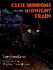 Cover of: Cecil Bunions and the midnight train |