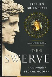 Cover of: The swerve by Stephen Greenblatt