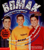 Cover of: BBMAK. A Fact Attack Scrapbook on Mark Barry, Christian Burns and Ste McNally. Unauthorized book not sponsored by BBMak | Sarah Jane