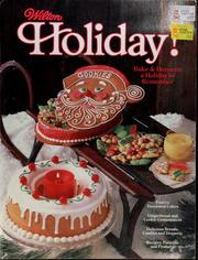 Cover of: Wilton holiday! |