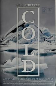 Cover of: Cold by Bill Streever