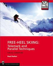 Cover of: Free-heel Skiing by Parker, Paul