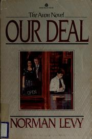 Cover of: Our deal | Norman Levy